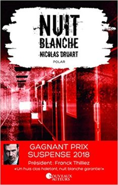 Nuit blanche-Nicolas Druart