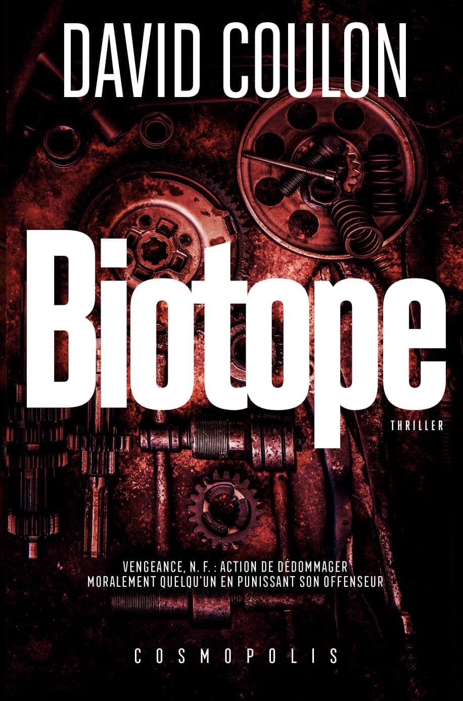 biotope.coulon